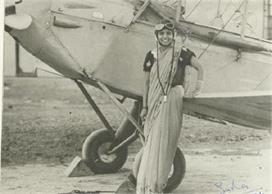साड़ी पहन कर आकाश को छूने वाली पहली भारतीय महिला पायलट सरला