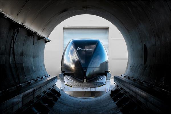 सऊदी अरब में बनेगा दुनिया का सबसे लम्बा Hyperloop ट्रैक