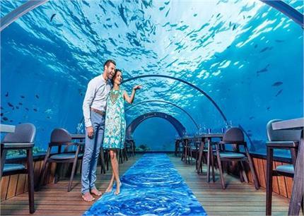 Travel Time: दुनिया के 5 बेस्ट अंडर वॉटर रेस्टोरेंट, देखकर आप भी हो...