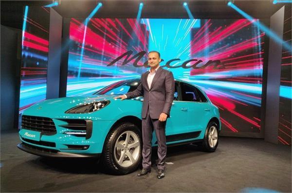भारत में लॉन्च हुई नई Porsche Macan, कीमत 69.98 लाख रुपए से शुरू