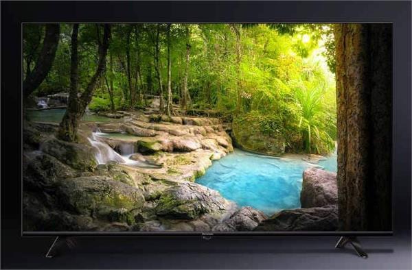 Panasonic ने भारत में लॉन्च की 4K UHD TV's की नई रेंज
