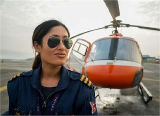 पहली महिला रेस्क्यू पायलट है प्रिया,...