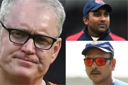 indian coach