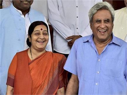 सुषमा ने 'लव मैरिज' के लिए बेले थे कई पापड़, लेकिन अधूरी रह गई पति की...