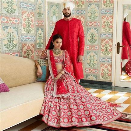 Fashion: अनिता डोंगरे की 'जयपुर लव' क्लैक्शन, वेडिंग कपल्स के लिए खास...
