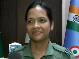 वीरता सम्मानः युद्ध सेवा मेडल पाने वाली पहली महिला मिंटी...