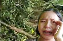 पेड़ कटता देख रोने लगी थी वैलेंटिना, CM ने बनाया 'ग्रीन...