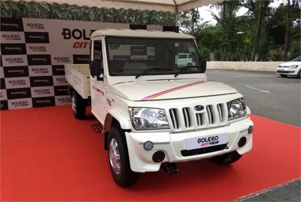 महिंद्रा ने भारत में लॉन्च किया नया बोलेरो सिटी पिक-अप, जानें कीमत