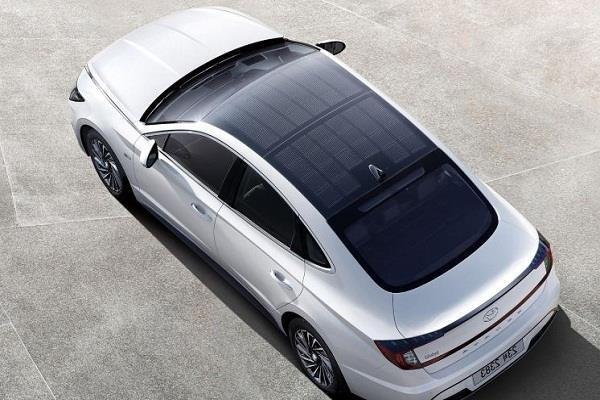 जानिये क्या है ख़ास Hyundai की नई सोनाटा हाइब्रिड कार में