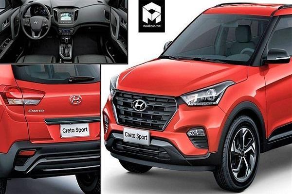 Hyundai Creta Sports एडिशन हुई लॉन्च , पाइए टॉप फीचर्स इस कीमत में