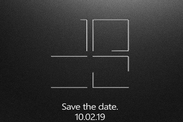 Microsoft Surface Event होगा अक्टूबर 2 को आयोजित , नए हार्डवेयर प्रोडक्ट्स होंगे लॉन्च