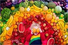 बच्चे को हैल्दी रखना चाहते हैं तो डाइट में दें Rainbow फूड्स