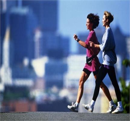 बीमारियों से बचना है तो रोजाना चलें पैदल