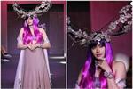 LFW: ड्रेस से ज्यादा अदा शर्मा के अजीबोगरीब क्राउन ने बटौरी सुर्खियां...