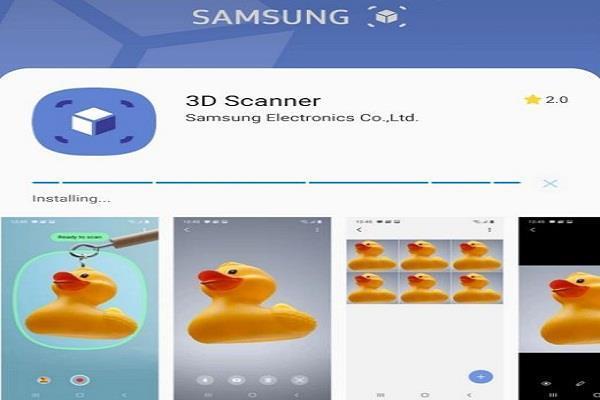 जानिये Samsung 3D स्कैनर ऐप 3D मॉडल्स बनाने में किस तरह करता है मदद