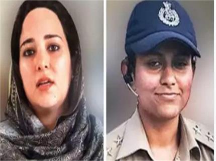 जम्मू कश्मीर में छाए तनाव में बेखौफ अपनी ड्यूटी निभा रही ये दो महिला...