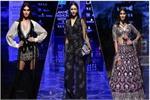 LFW 2019: पूजा के लहंगे पर टिकी सबकी नजरें जब दुल्हन बनकर की रैंप वॉक