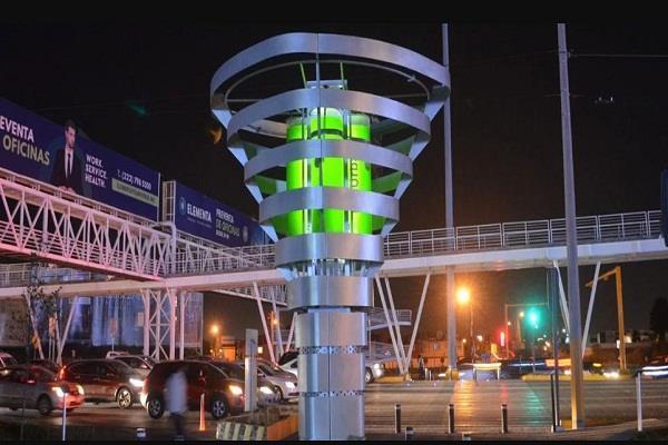 Biourban Robotic पेड़ है दुनिया को साफ़ हवा देने के लिए एक उम्दा उदाहरण