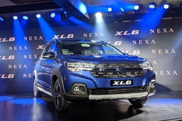 मारुती सुजुकी ने लॉन्च की लेटेस्ट कार XL6 , शुरूआती कीमत 9.79 लाख रुपये