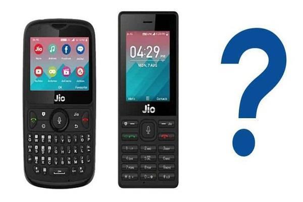 इंतज़ार हुआ ख़त्म ! JioPhone 3 जल्द आने वाला है