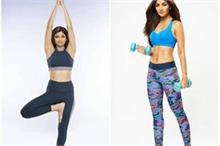 Shilpa Shetty के 7 फिटनेस मंत्र ताउम्र रखेंगे आपको स्वस्थ