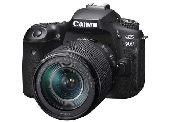 फोटोग्राफरों के लिए Canon ने पेश किया नया EOS 90D DSLR कैमरा