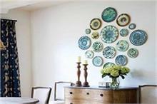 घर की दीवारों को दें Plate Decoration लुक, देखिए खूबसूरत...
