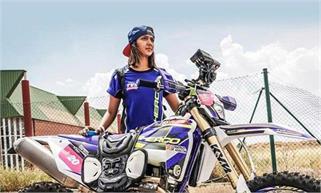 भारत की पहली मोटर बाइकर ऐश्वर्या जिसने...
