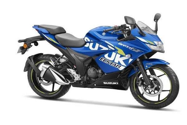 Suzuki Gixxer SF 250 मोटोजीपी एडिशन हुई लॉन्च , जानिये कीमत और फीचर्स