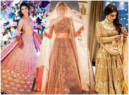 Bridal Fashion: लाल या पिंक नहीं, अब ट्राई करें मैग्नेटिक मेटैलिक...