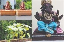 Ganesh Chaturthi: इस शख्स ने बनाई अनोखी गणेश प्रतिमा,...