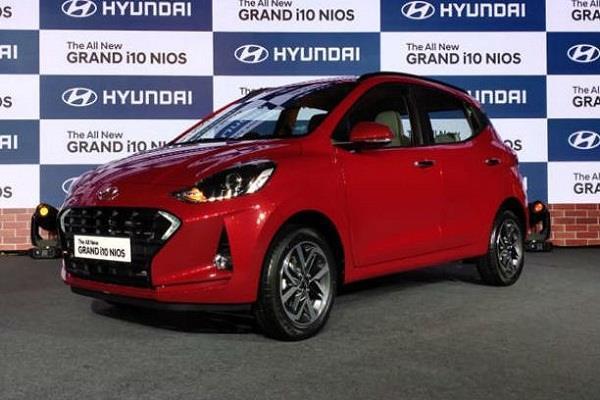 Hyundai Grand i10 NIOS भारत में हुई लॉन्च , जानिये कीमत और फीचर्स