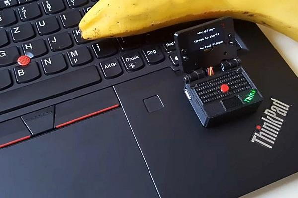 तैयार हुआ दुनिया का सबसे छोटा लैपटॉप, सिर्फ 1 इंच की है स्क्रीन