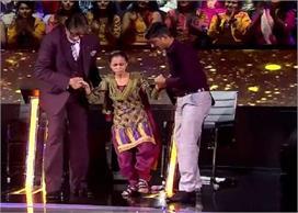 अमिताभ बच्चन ने किया इस बेटी को सलाम, जानिए नुपूर के...