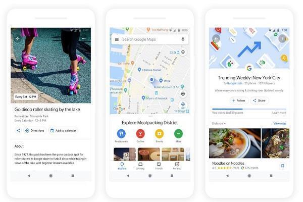 जानिये Google Maps एप में किये गए इस अहम बदलाव के बारे में