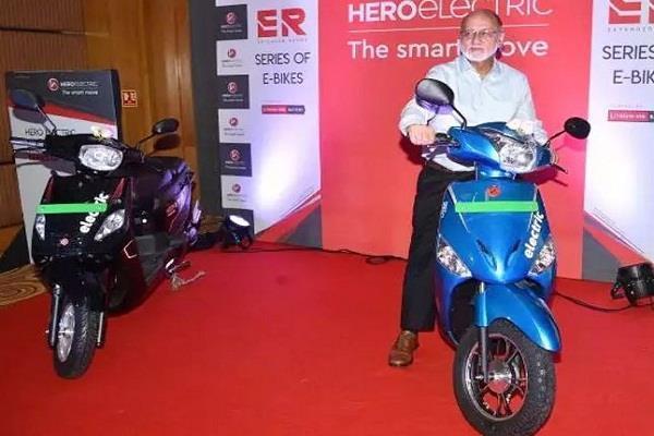 Hero Electric ने मार्किट में पेश की दो नई इलेक्ट्रिक स्कूटर्स