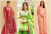 राखी पर दिखना है स्टाइलिश तो इन 8 एक्ट्रेस से लीजिए ड्रेस...