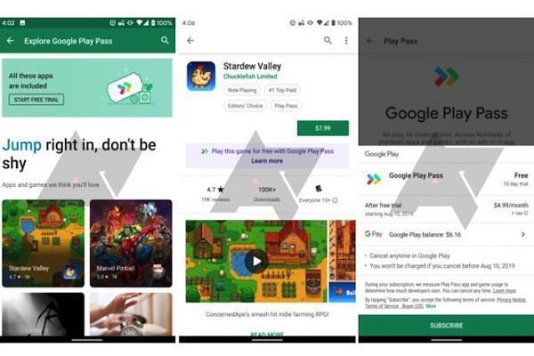 गूगल ख़ुफ़िया रूप से कर रहा है अपनी पेड ऐप सर्विस