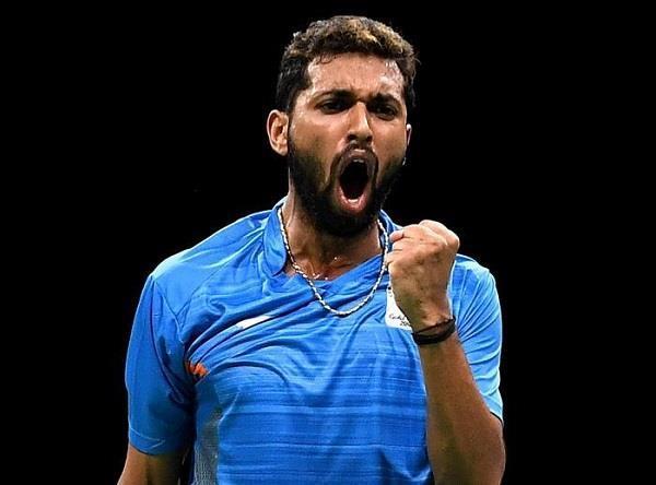 indian badminton player hs prannoy