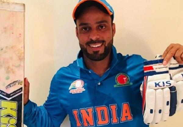 kashmiri cricketer