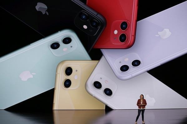 शानदार फीचर्स के साथ एप्पल ने लॉन्च किए नए iPhone's
