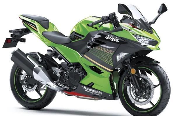 नए कलर ऑप्शन्स के साथ लॉन्च हुआ kawasaki ninja 400