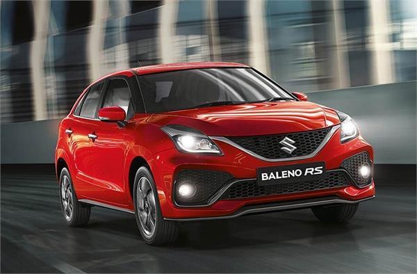 Maruti Baleno RS पर मिली 1 लाख रुपए की छूट, अब इतने में खरीद सकेंगे ग्राहक
