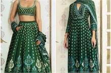 Bridal Fashion: अब ब्राइडल लहंगे में भी छाया ग्रीन कलर,...