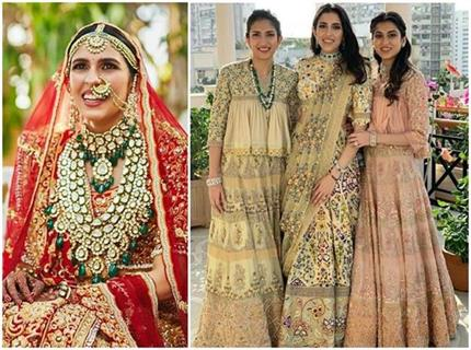 Throwback Pics: शादी के 6 महीने बाद सामने आई श्लोका की अनदेखी वेडिंग...