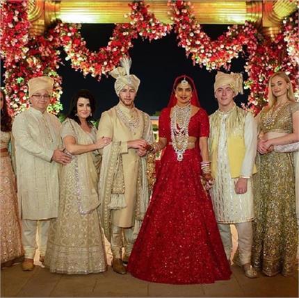 प्रियंका की शादी को लेकर सास आज भी कसती हैं ताना, कहा 'शादी से हमने...