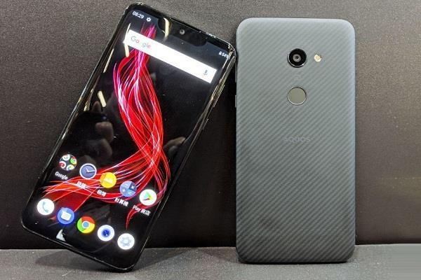 जापानी स्मार्टफोन मेकर Sharp ने लॉन्च किया Aquos Zero 2