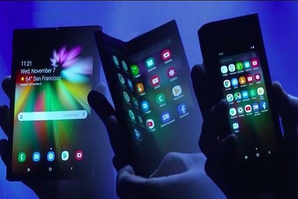 अगले महीने लॉन्च होने वाले Samsung फोल्डेबल फ़ोन की पहली झलक देखिये