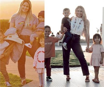 Motivation: डिलीवरी के बाद 3 बच्चों की मां ने यूं घटाया 20kg वजन,...