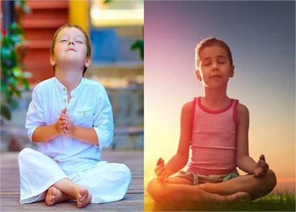 बच्चों को बीमारियों से दूर रखेंगे ये 4 योगासन